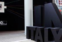 IN ITALY / arti director Dario Curatolo FIERA MILANO Milano design week 2014