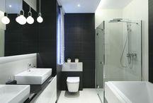 Łazienka z prysznicem. Najlepsze pomysły projektantów wnętrz / Nawet w najmniejszej łazience można urządzić modną strefę kąpielową z prysznicem. Do wyboru jest wiele propozycji producentów wyposażenia, a projektanci podpowiadają jak funkcjonalne zaplanować przestrzeń.