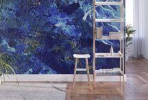 Wallpaper and Wall Murals