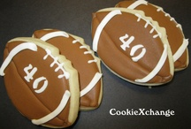 Football Themed Parties / by Michelle Crall