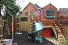 Backyard and Garden / by Taylor Made Creates