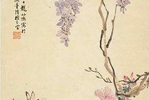 китайская/японская живопись