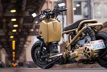 Bike Zoomy / Honda Zooma Custum Idea