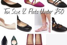 Large Stylish Shoes