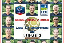 LES ARBITRES FEDERAUX FRANCAIS - 2014/2015 / Fédéraux 2 - 3 - 4