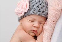 gorritos a crochet bebé