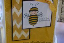SU Baby Bumblebee / 2015 Occasions Catalog - January 6 - June 2, 2015