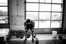 CrossFIT / El CrossFit es para todos. No hay reglas, sólo llegar con la mejor disposición y con mucho valor.