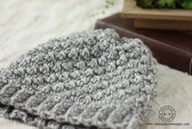 crochet-beanies