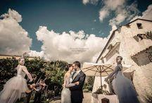 Wedding / Statue Viventi / Accoglienza Ballerine /