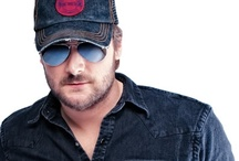 ERIC CHURCH / by Nexus Radio
