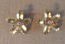 Vintage Jewelry / Vintage Jewelry, Buttons, and Trinkets / by Holly Carnes