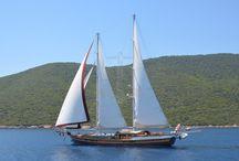 QUEEN OF KARIA / #gulet, #yacht, #bluevoyage, #yachtcharter, www.cnlyacht.com