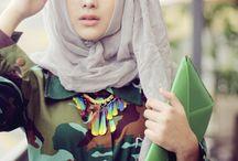 NADA hijab / Indah Nada Puspita