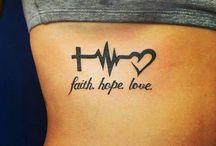 mooie tattoo's