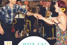 Toronto Lindy Hop Events / Join a Toronto Lindy Hop (Swing Dance of the 1930s & 1940s) event next time you visit Toronto