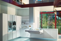 """Snaidero / Our speciality is to exclusively manufacture kitchens, giving all respect to the environment by using the best materials available. Our mission is to conceive timeless kitchen design to improve the quality of your life."""""""