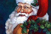 Mikulás és karácsony