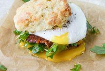 EAT // Eggs + Things (breakfast)