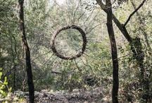 esculturas naturais
