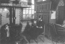 Interieurs 1850 - 1900 / Afbeeldingen van interieurs tussen 1850 - 1900