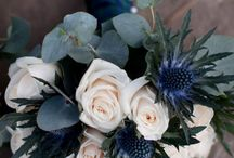 Navy Blue Wedding / Navy Blue Wedding, everything from wedding stationary to shoes, and dresses to accessories