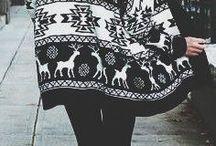 Female Jacquard knits