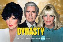Dynasty / Dynasty (1980's) streams free on CW Seed.