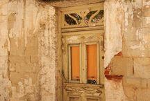 doors and windows  ( my photos )