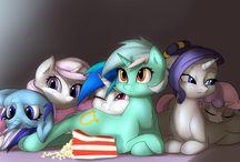 MLP-Ponies