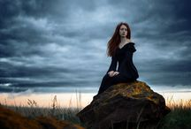 Art photography woman