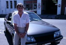 peter brock / Images pertinent to Peter Brock's life and times