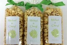 Wedding Popcorn / by Popsations Popcorn Company
