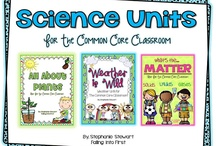 Science Activities / by Christina Mikus