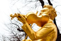 "Vienna - ""The City of Music"" / Inspiring masterpieces that dance in our heart"