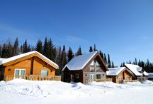 Wonderful places to stay in Canada / Great places to stay in Canada