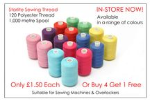 Sew Devine / Welcome to our Sew Devine board here you will find offers and products available in our shop based in Reading, Berkshire.