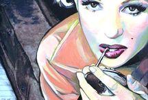 Art 2. Paints