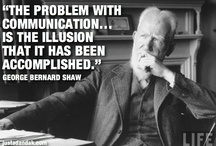 """Communication Skills / Everyone seems to have a different definition of what """"communication"""" is, and what it means. What is certain is that effective communication is most often given as the single most important factor in organisational success; whilst ineffective communication seems to get most of the blame when things go wrong."""