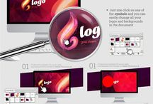 Mock-Up on  graphicriver.net 01 / http://graphicriver.net/item/firebird-3d-vector-imac/12224516