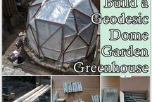 Greenhouse plans / by Alisa Bloom