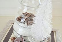 Christmas Inspiration / A few ideas to use at home to inspire you for the festive season