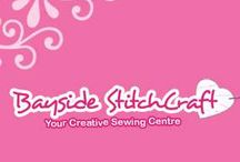 Bayside Stitchcraft / One of the largest retail suppliers in patchwork fabric and quilting materials in Brisbane and we pride ourselves on having many of the lastest and best quality fabrics available.