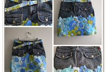 Recycle/Upcycle