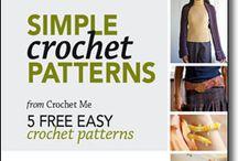 Crochet Books / Tutorials