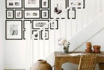 Hjem /bildevegg
