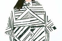fashion drawing / by yani Chuang