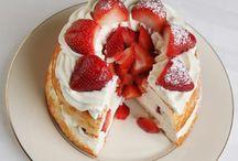 Dessert, Strawberry Ecstasy / by Diane Willis