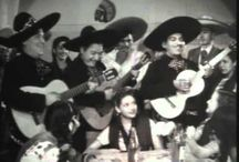 Musica Ranchera y Regional / Links to music with mariachis / by Leticia Arnold