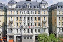 Legendary Hotels-Real & Fictional